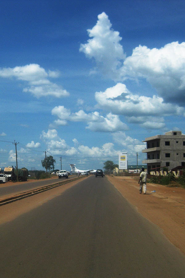 Airport-Ministries Road, Juba
