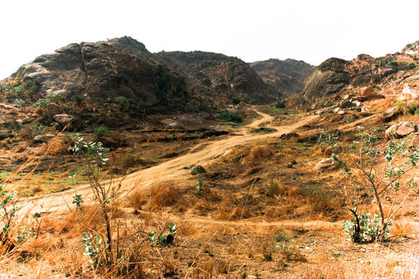 Jebel Kujur, Central Equatoria State, South Sudan