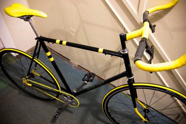 Almost complete bumblebike