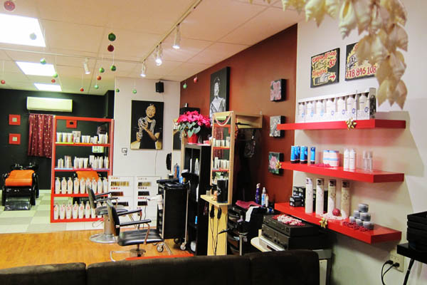 Studio D Hair Salon, Vancouver, BC