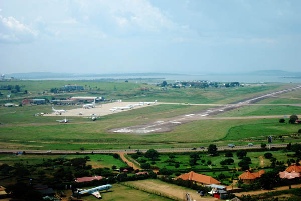 Entebbe International Airport, Uganda