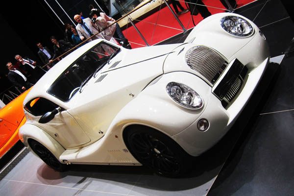 Morgan Aero Coupe