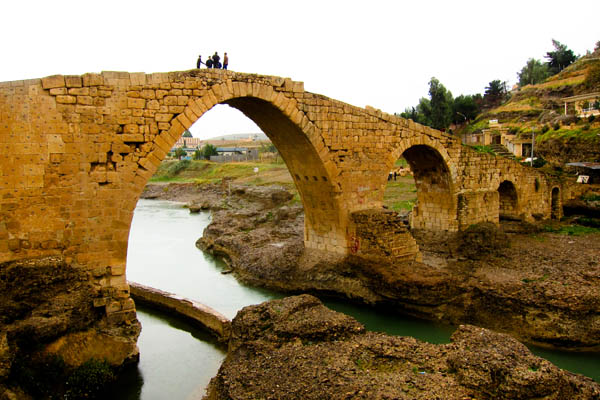 Delal Bridge, Zakho, Iraq
