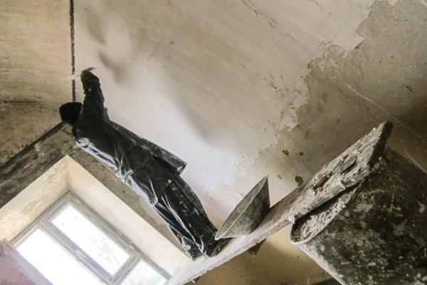 Repainting room B-17