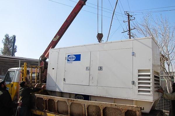 FG Wilson P250HE2 diesel generator