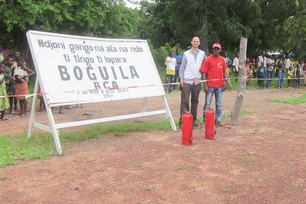 Boguila Airstrip, Central African Republic