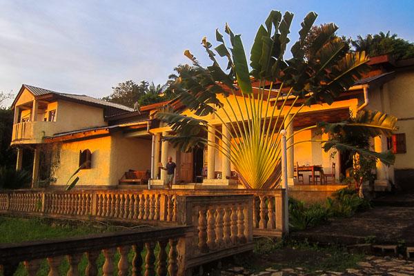 Château house, Bangui