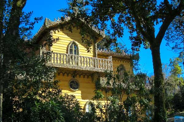 Chalet da Condessa d'Edla, Sintra