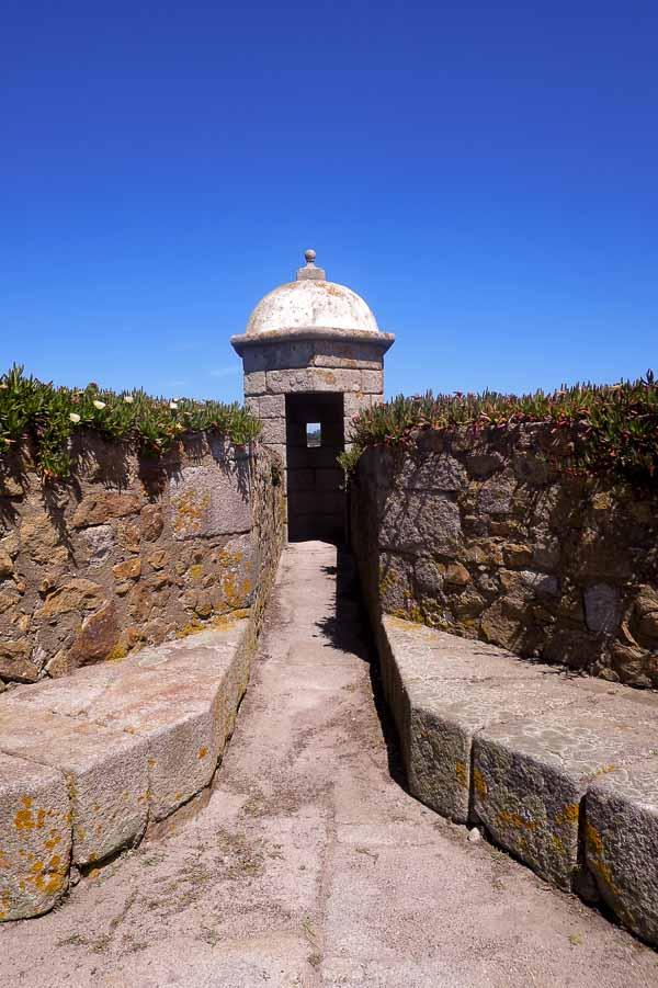 Queijo Castle, Porto
