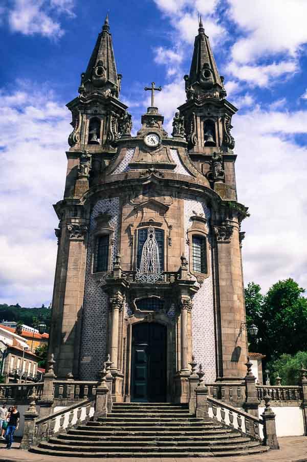 Church of São Guálter, Guimarães, Portugal