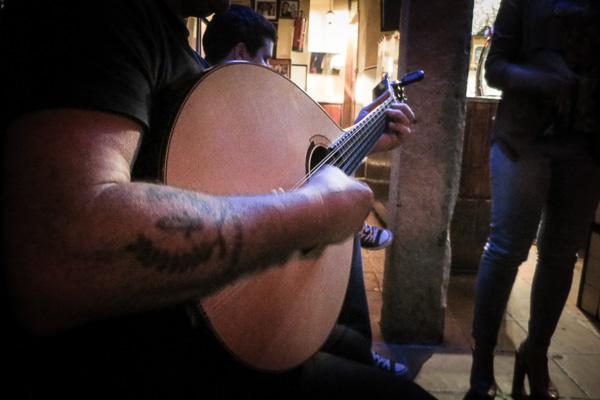 Fado in Lisbon