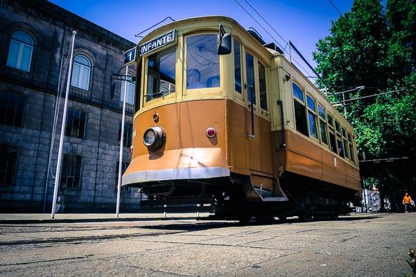 Porto streetcar